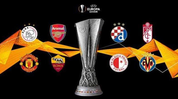 Hasil Lengkap 16 Besar Liga Europa, 8 Tim Lolos ke Perempat Final