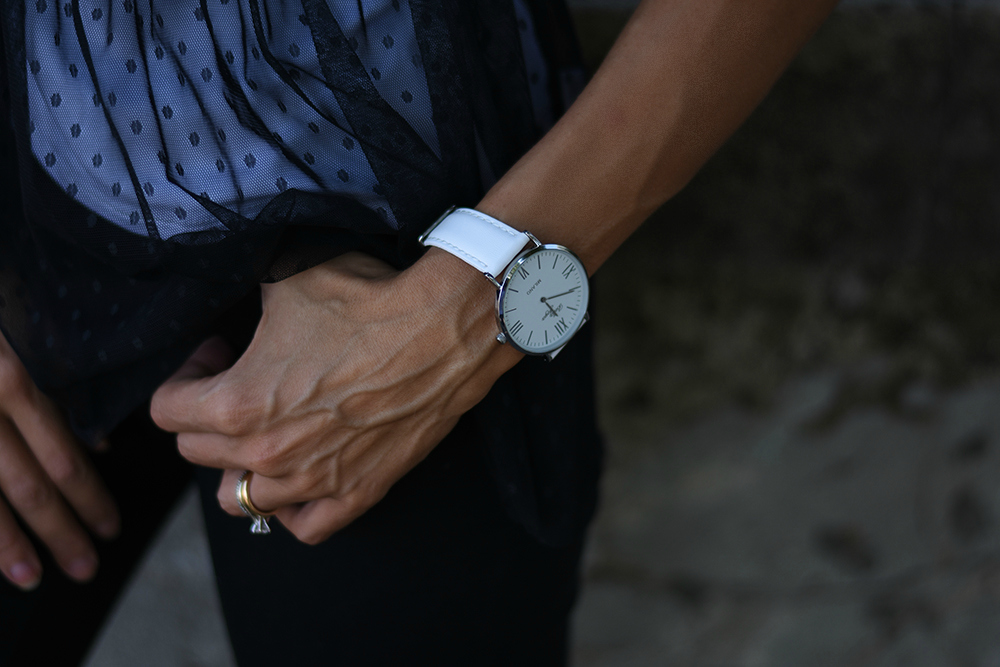 orologio minimal