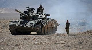 Pasukan Syiah Nushairiyah Serang Garis Depan Mujahidin HTS di Idlib