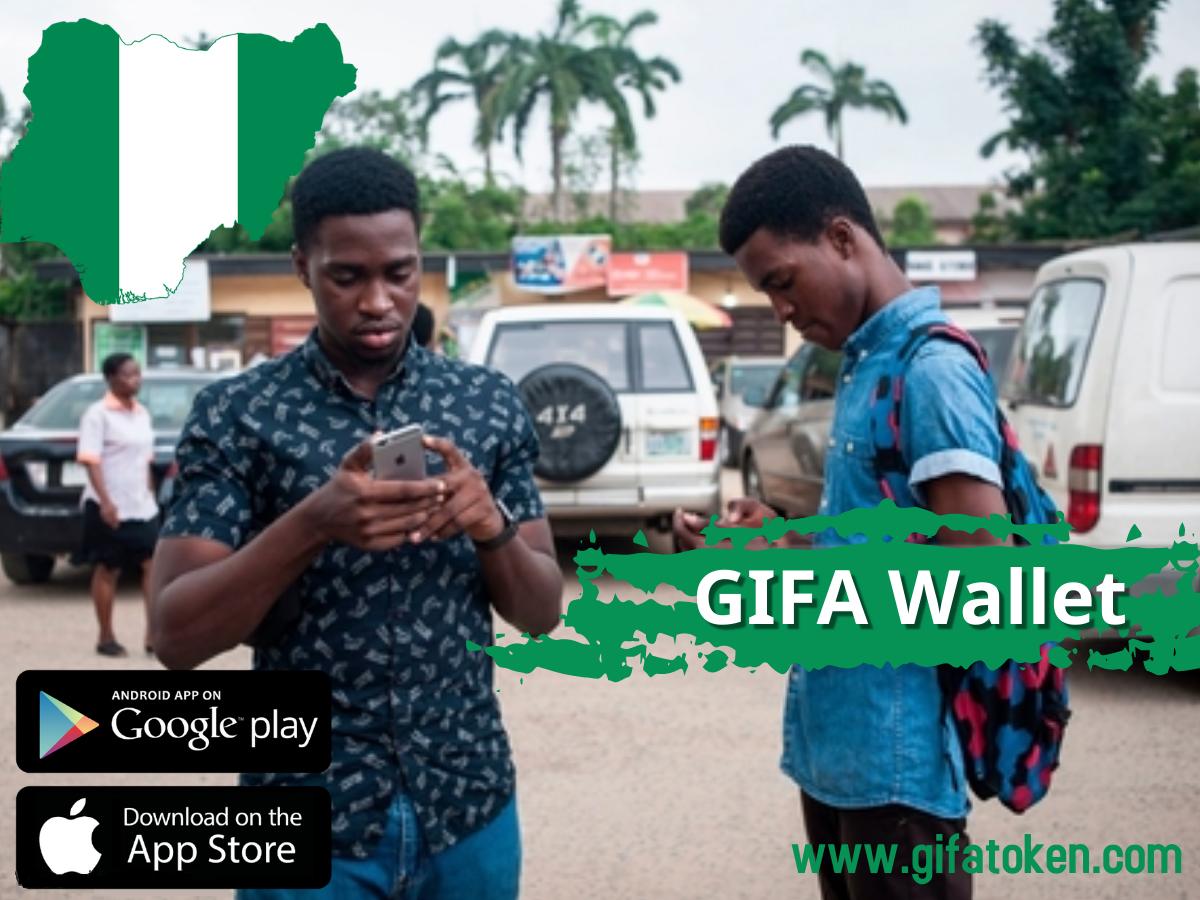 GIFA Token To Enter Nigerian Crypto Markets