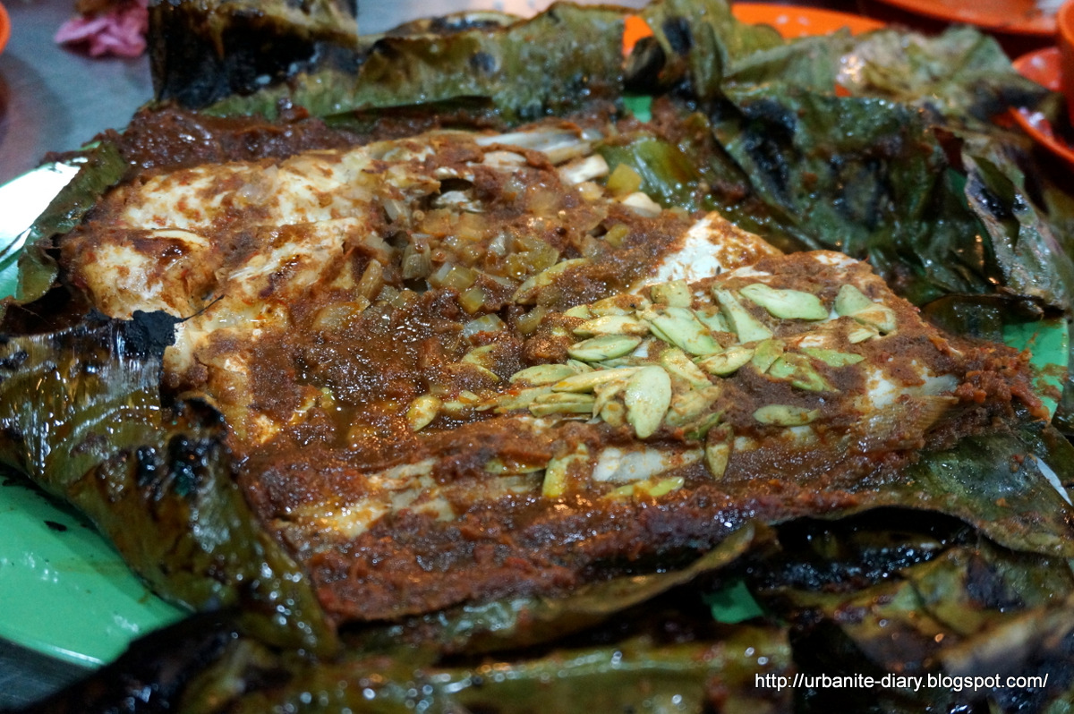 Food For Thought 202 - Ana Ikan Bakar Petai @ Kuantan • Sassy Urbanite's Diary