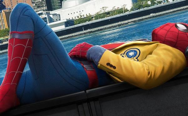 Michael Giacchino provoca envolvimento com 'Homem-Aranha 3' de Tom Holland