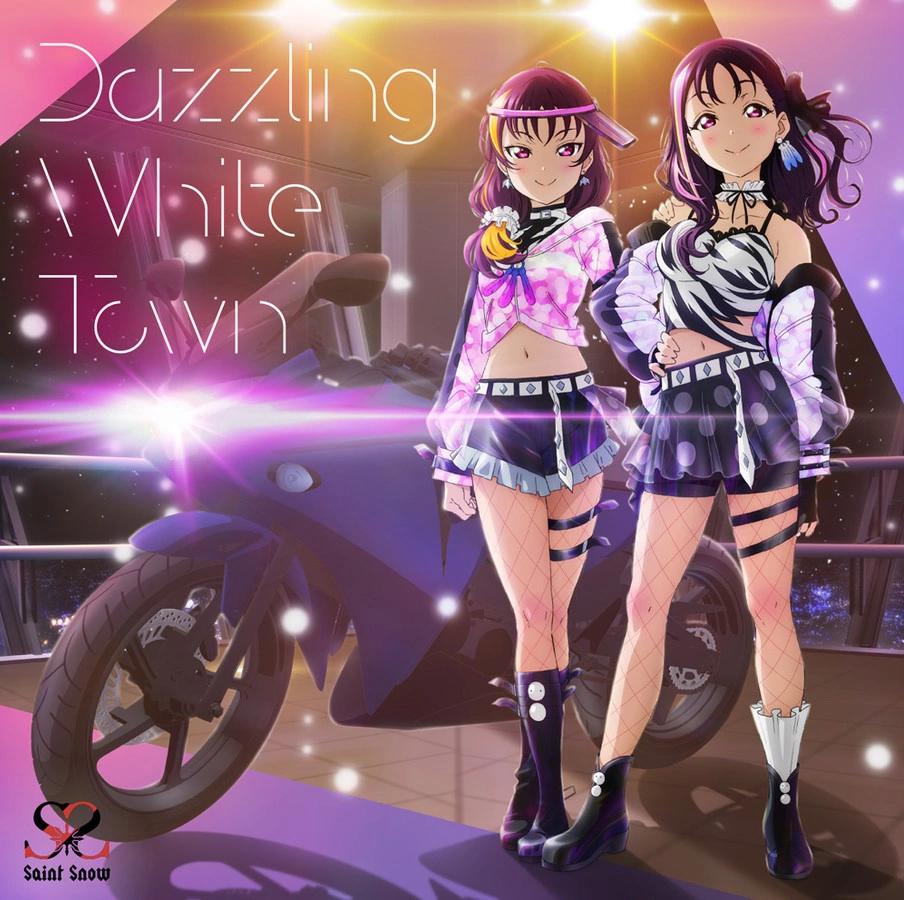 Dazzling White Town