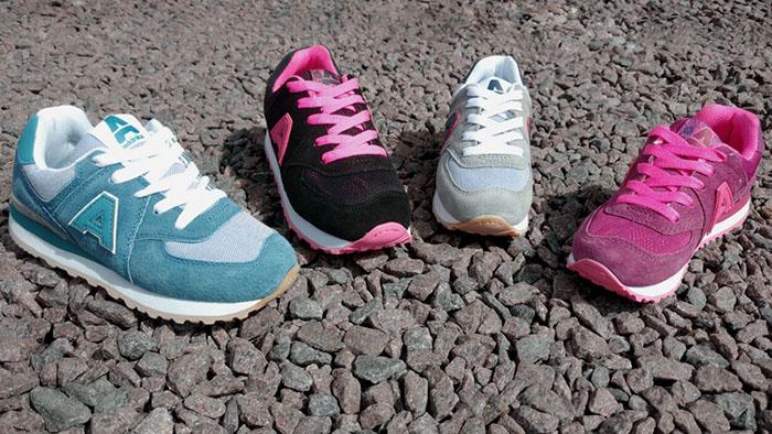 Moda en calzado infantil coleccion primavera verano 2018.