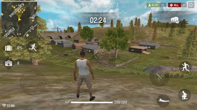 Download Free Fire: Battlegrounds Mod Apk