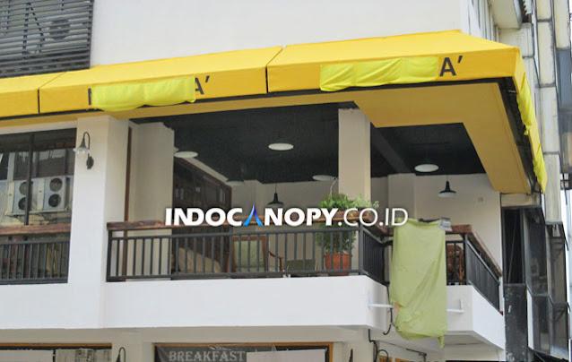 spesialis canopy kain bandung