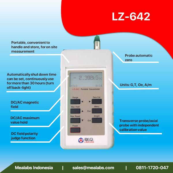 LZ-642 Gaussmeter