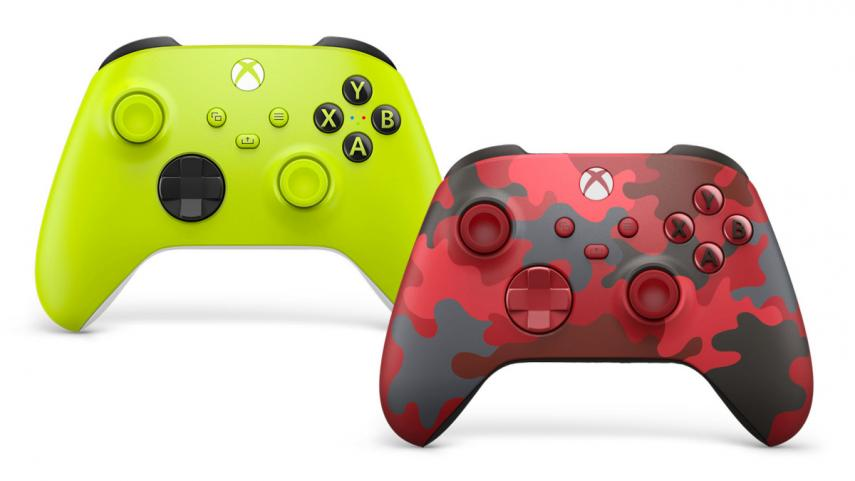 new controllers for Xbox Series X | S