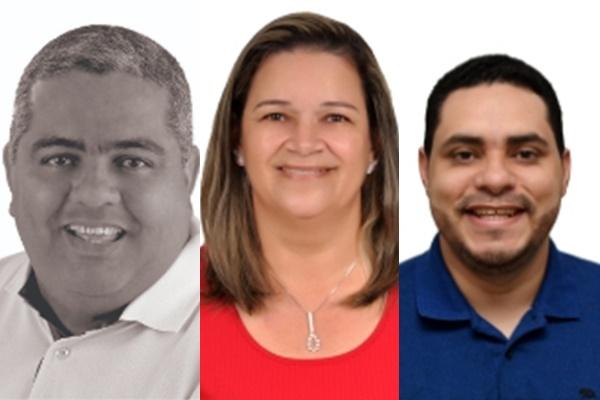 Três vereadores eleitos se articulam pela presidência da Câmara de Escada