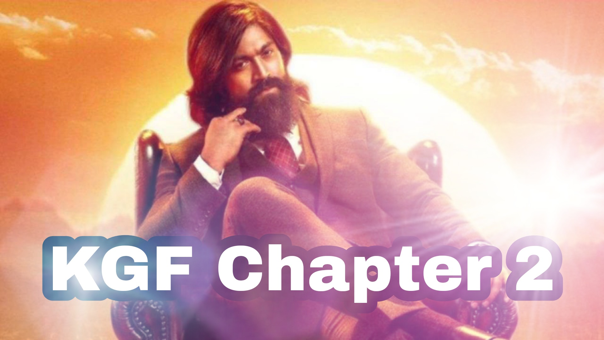 What is the budget of KGF chapter 2?