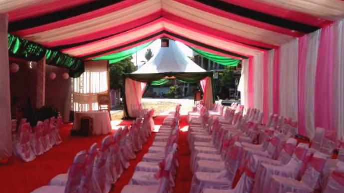 Yuk Intip Daftar Harga & Spesifikasi  Rent Tenda Outdoor Kursi dan Sound Entertainment Komplit Paket Pernikahan Dengan Budget 20 Juta Untuk Kamu Yang Sedang Berada di Kadumangu DISKON 50%