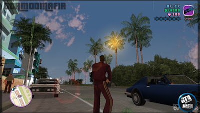 Grand Theft Auto: Vice City Low End Graphics Mod Pack