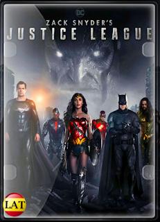La Liga de la Justicia de Zack Snyder (2021) DVDRIP LATINO