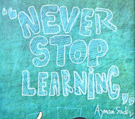 sadman sadik book pdf, never stop learning book pdf, never stop learning ayman sadiq