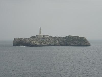 Isla de Mouro, vista desde Península de La Magdalena