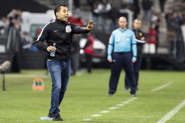 Jair Ventura Corinthians semifinal Copa do Brasil