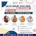 Seminar Online Bareng Kementerian Kesehatan : Cara Beradaptasi Dengan New Normal