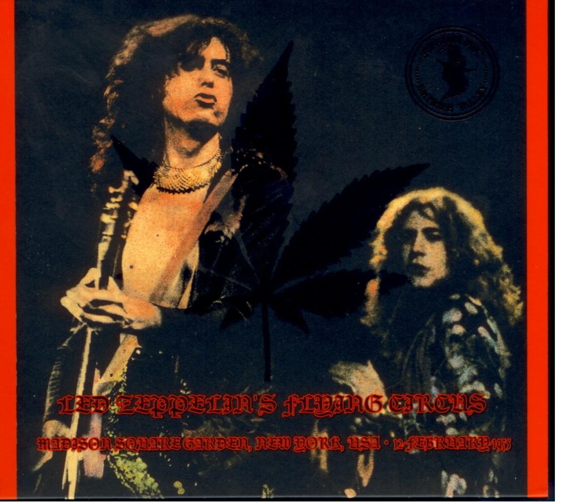 BOOTSLIVE: Led Zeppelin - 1975-02-12 - New York