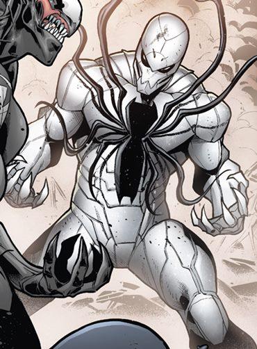 En Venomverse vemos esta versión alternativa malvada de Spiderman