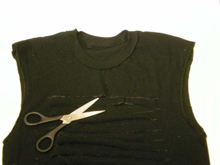 eski tişörtten yeni tişört yapma