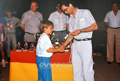Ajedrez Aranjuez - Julio Nieto