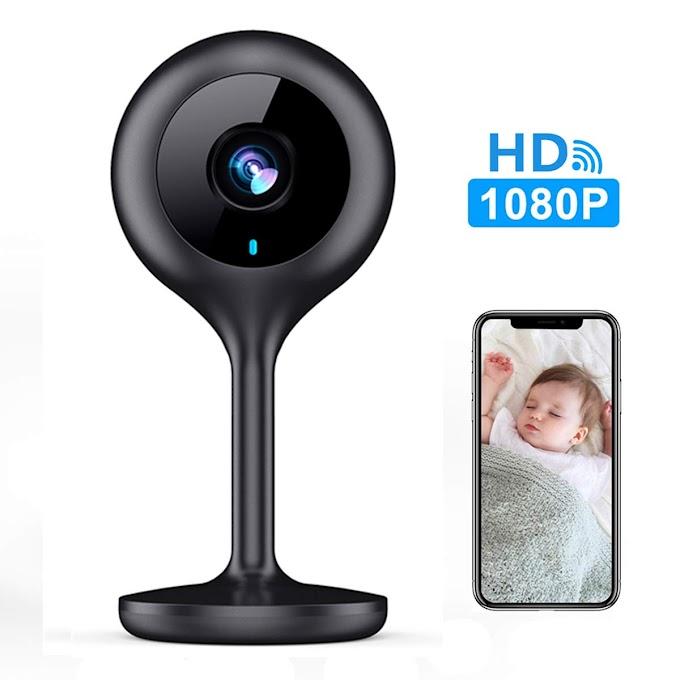 AMAZON - 40%OFF WiFi IP Camera 1080P HD Home IP Security Nanny Camera