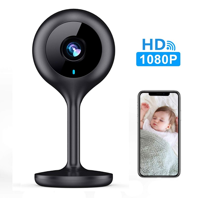 AMAZON - 40%OFF WiFi IP Camera 1080P HD Home IP Security Nanny Camera