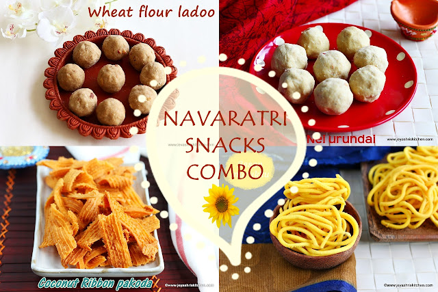Navaratri combo recipes