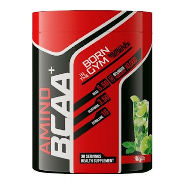 Muscle Science Amino Bcaa Plus, 30 Servings