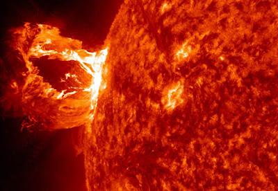 Tormenta solar amenaza el día de las elecciones en EEUU