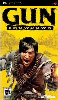 Download Gun Showdown CSO ISO PSP PPSSPP