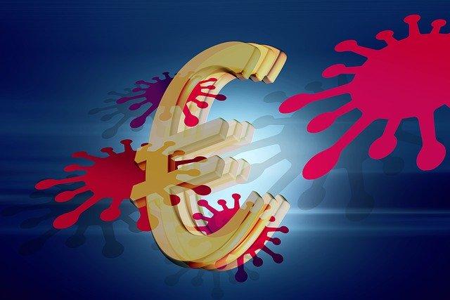 Еврозона вступает в исторически крутую рецессию, так как ВВП падает -3,8% в 1 квартале