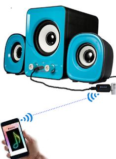 Cara Koneksi Bluetooth Audio Receiver