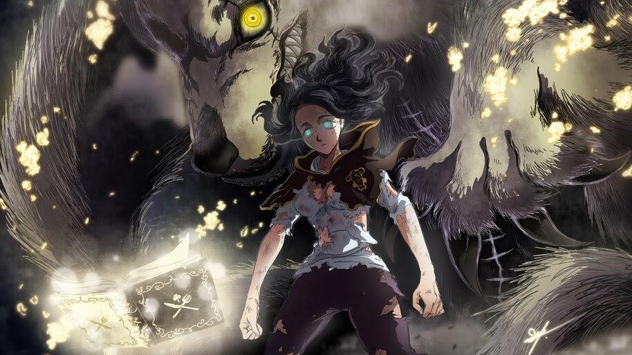 Charmy, Black Clover, Anime, 4K, #6.834 Wallpaper