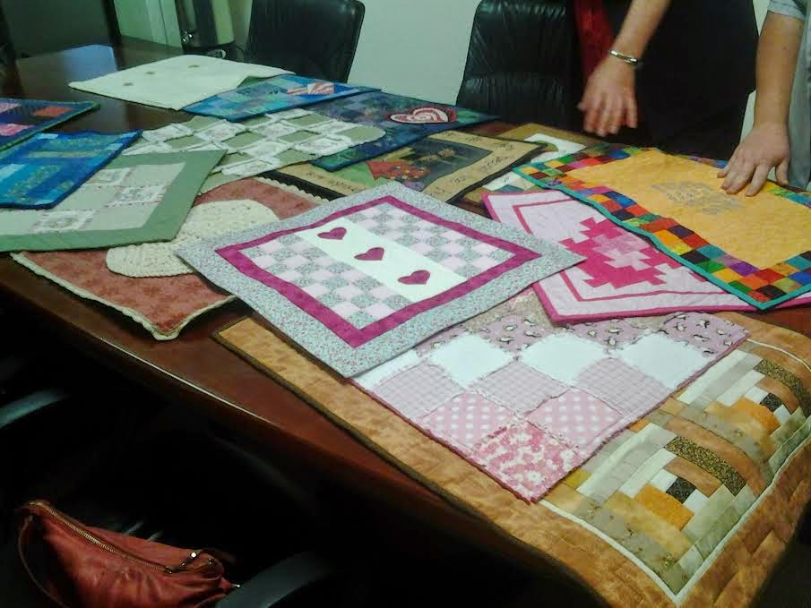 Little Quilt Of Love.Oranje Quilters Guild Little Quilts Of Love