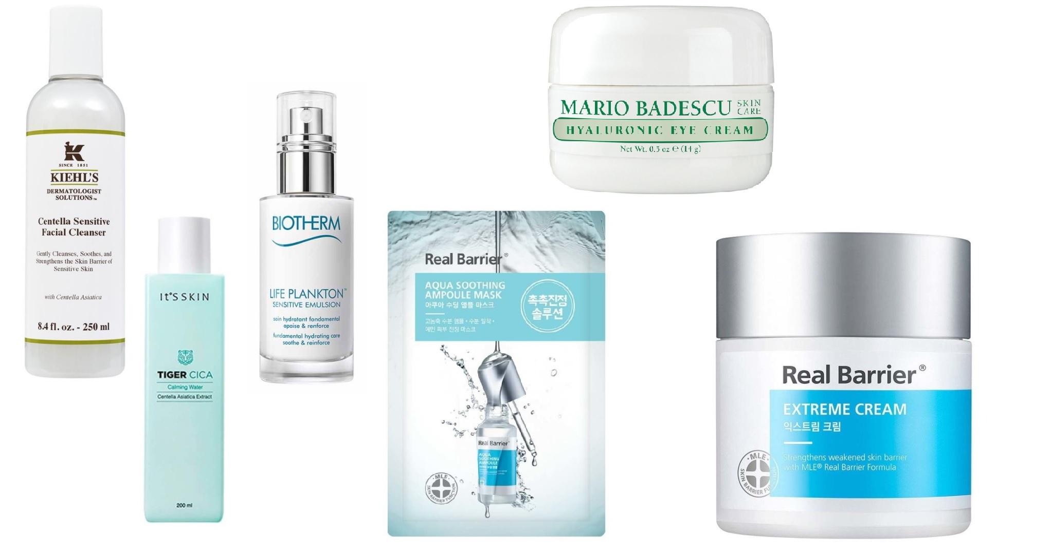 skin care pre citlivú pleť