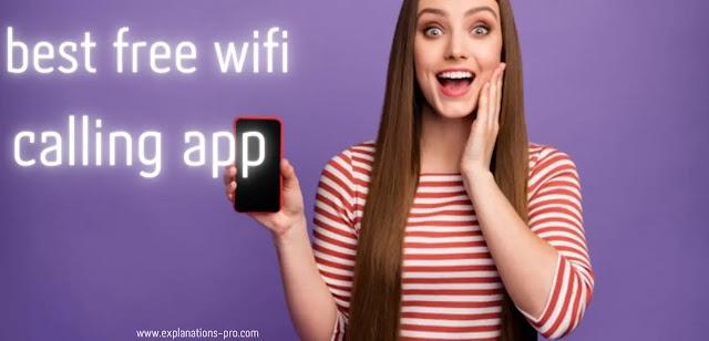 best free wifi calling app