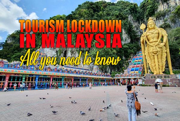Tourism Malaysia Lockdown Covid-19 Coronavirus