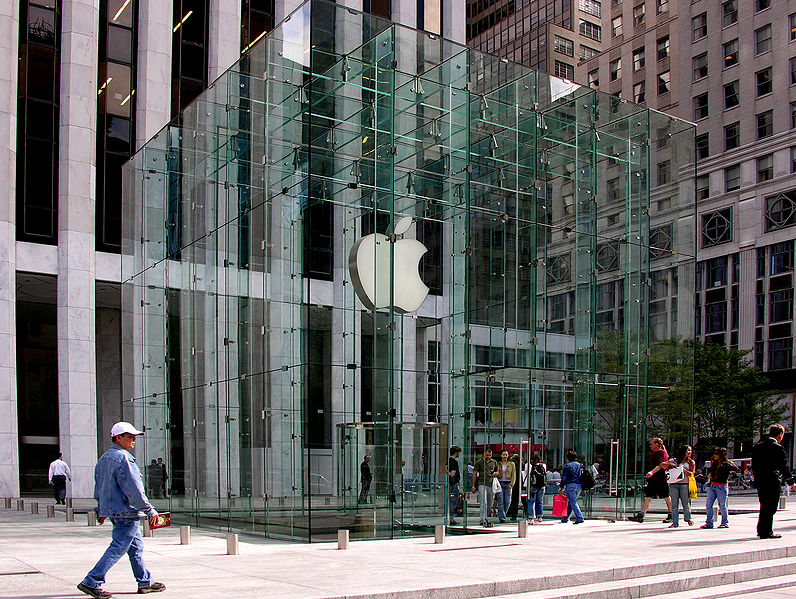 8c595e8f26b Tuaw Reports   New York City s 5th Avenue Apple Store has become a tourist  destination in its own right. Apple recently launched a major renovation  project ...