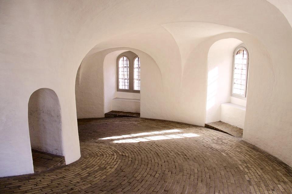 tourist spots in Copenhagen round tower