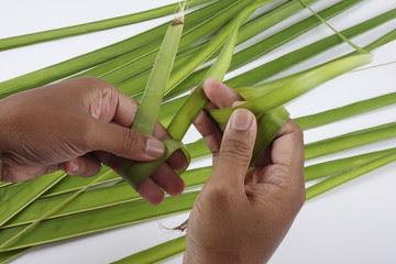 Tradisi Ketupat Lebaran