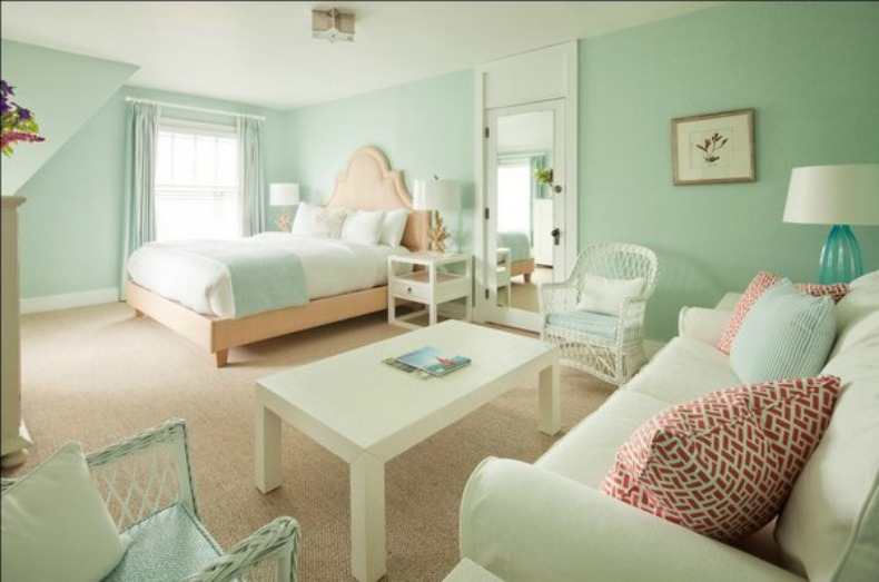 coastal bedroom, jonathan adler