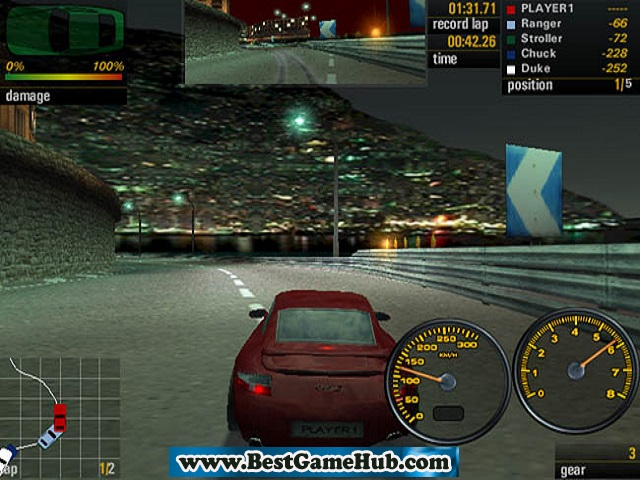 Need for Speed 5 Porsche Unleashed Full Version Free Download