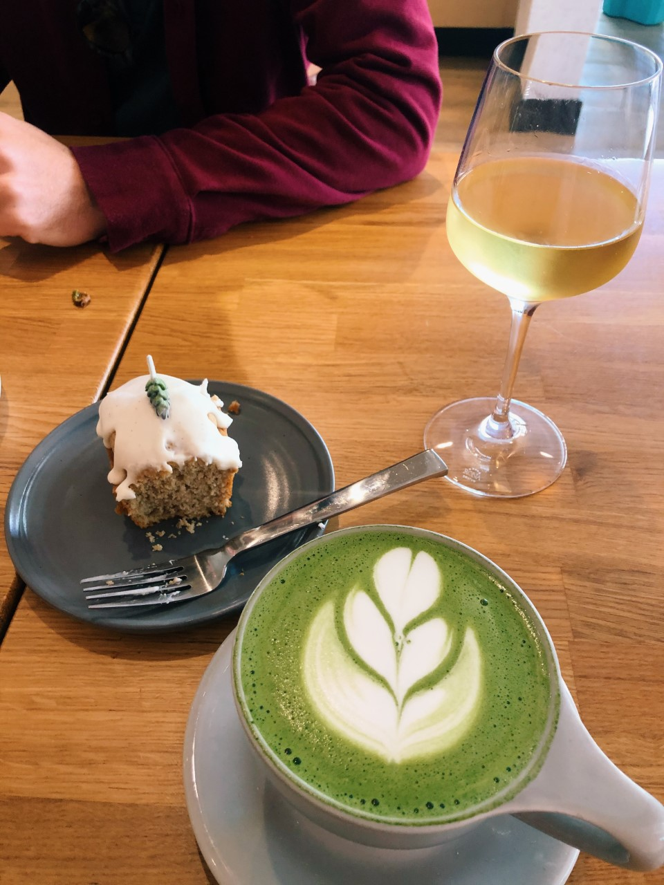 Parakeet Cafe