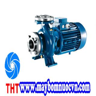 Máy bơm nước ly tâm trục ngang công nghiệp Pentax CM 32-160B 3HP