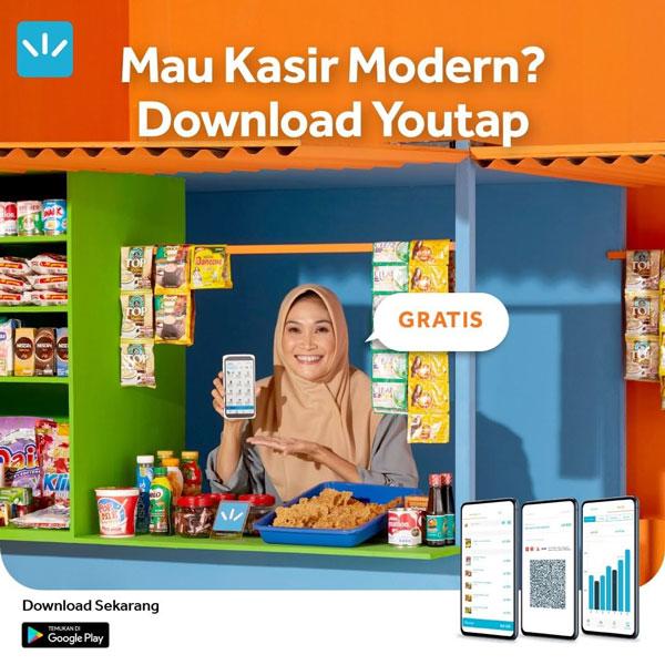 Aplikasi Kasir Android Youtap