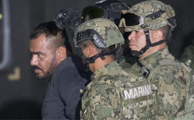 El 'Cholo Iván' no quiere ser extraditado promovió un amparo para no irse con los gringos