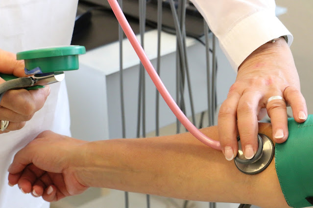 What causes Blood pressure to Increase or Decrease?