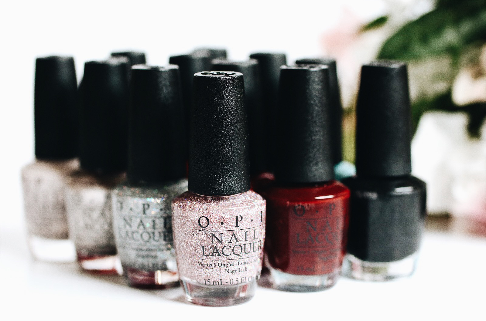 opi collection vernis breakfast at tiffany's avis test swatches