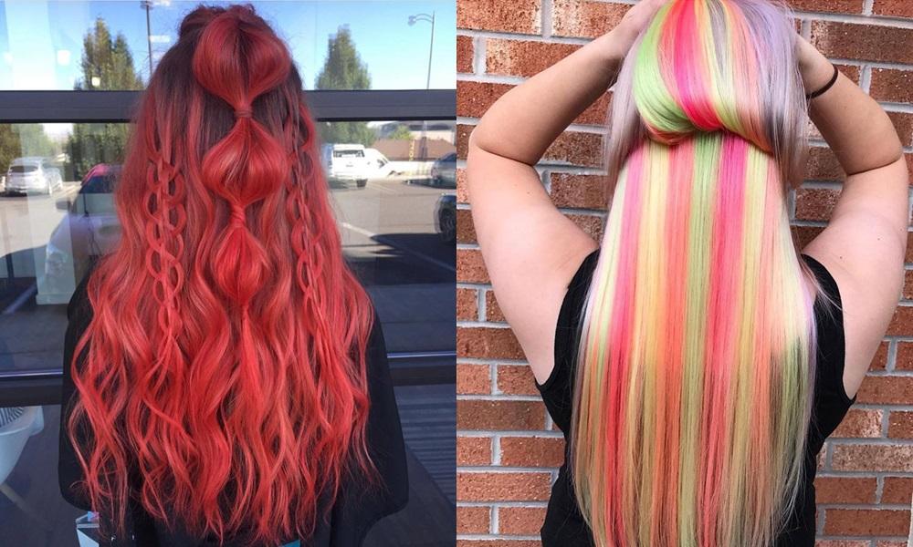 modny kolor włosów